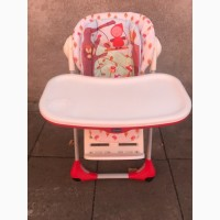 Продам детский стульчик для кормления Chicco Polly 2в1