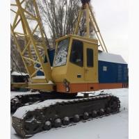 Продаем гусеничный кран МКГ-25БР, 25 тонн, 1992 г.в