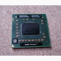 Процессор AMD Turion X2 RM70 RM-70, 2 ядра, Socket S1 (S1g2)