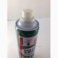 Очиститель от клея LOCA и OCA 830 (спрей) для ремонта мобильных