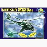 Конструктор металлический Helicopter Set (Чехия)