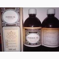 Ferrical кубинский продукт для борьбы с анемией