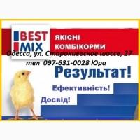 Комбикорм полнорационный Best Mix Старый Мельник