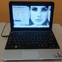 Небольшой, красивый нетбук Dell Inspiron mini 10