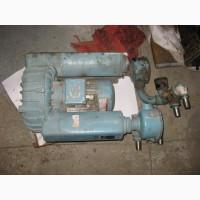 Продам воздуходувку (улитка) к печатной или бумагорезальной машине Becker SV 5.190/ 5 - 22