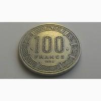 Центральная Африка 100 франков 1996 год