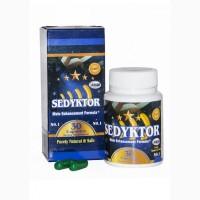 Мощные натуральные капсулы для потенции SEDYKTOR