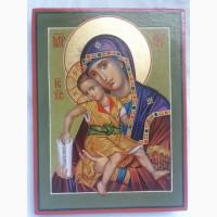 Продам Икона Божией Матери Милостивая Богородица Киккская. «Достойно Есть»
