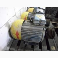 Продам электродвигатель мощностью 15 кВт, 1500 об.мин