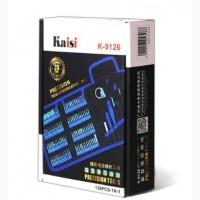 Набор инструментов отвертки Kaisi K-9126 Набір викруток Набор отверток Kaisi K-9126