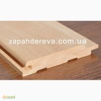 Вагонка деревянная, доставка по области