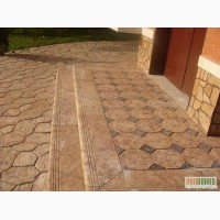Тротуарная плитка от производителя в Харькове