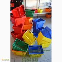 Корзины для покупателей пластиковые. Торговое оборудование