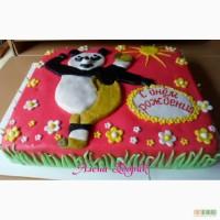 Детский торт Кунг-фу Панда