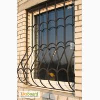 Решетки на окна металличекие оконные решетки киев