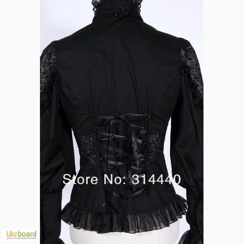 Блузка Жабо Купить