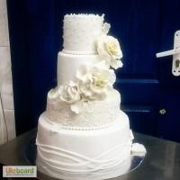 Торт на заказ Свадебное настроение - новинка сезона 2015 года