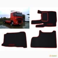 Daf CF c 2001 коврики велюровые для грузовых авто, грузовиков