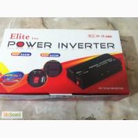 Автоинвертор Power Inverter ELITE lux 12/220v 500 W, преобразователь напряжения
