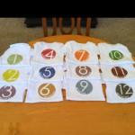 Набор из 12 бодиков