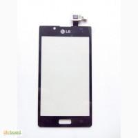 Сенсор тач тачскрин LG Optimus L7 P700 P705 черный