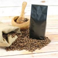 Упаковка для кофе с клапаном дегазации