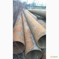 Трубы демонтаж 630х8-10мм