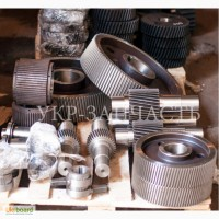 Запасные части запчасти и узлы для гранулятора ОГМ 1, 5