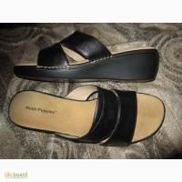 Продам Новые Шлепанцы Кожа Размер 42 / Пантолеты / Женская обувь большого размера