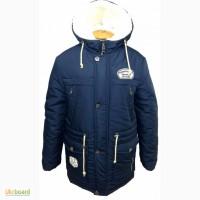 Зимняя теплая удлиненная куртка-парка на мальчика -подростка, размеры 36 -46, цвета разные