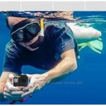 Экшн-камера Remax SD01 с экраном Подбор аксессуаров, чехлы