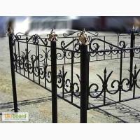 Кованые оградки!Металлические оградки, столы и лавочки