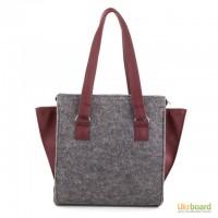 Фетровая сумка FLEUR