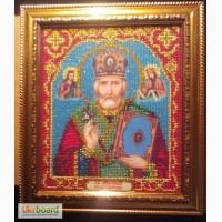 Продам икону Николай Чудотворец