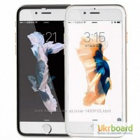 Противоударное Антибликовое Защитное Стекло Remax Anti-Shock Ironwing 3D iPhone 6 (0.3mm)