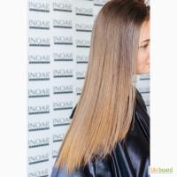 Кератиновое выпрямление волос с Inoar