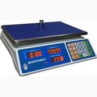 Торговые весы (F902H-30L2), Ваги торгові ВТД-Л2, 30 кг