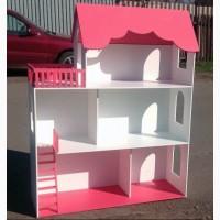 Кукольный домик/Кукольный дом/Домик для Барби/Домик для кукол