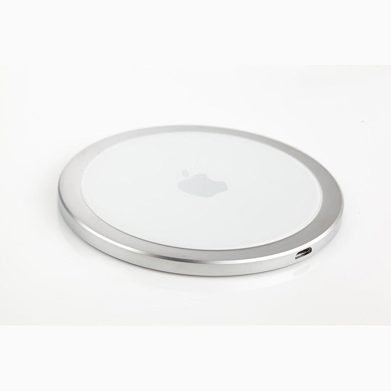 Новая Беспроводная зарядка для iPhone 5; 5c; 5s; 6; 7 Подарок