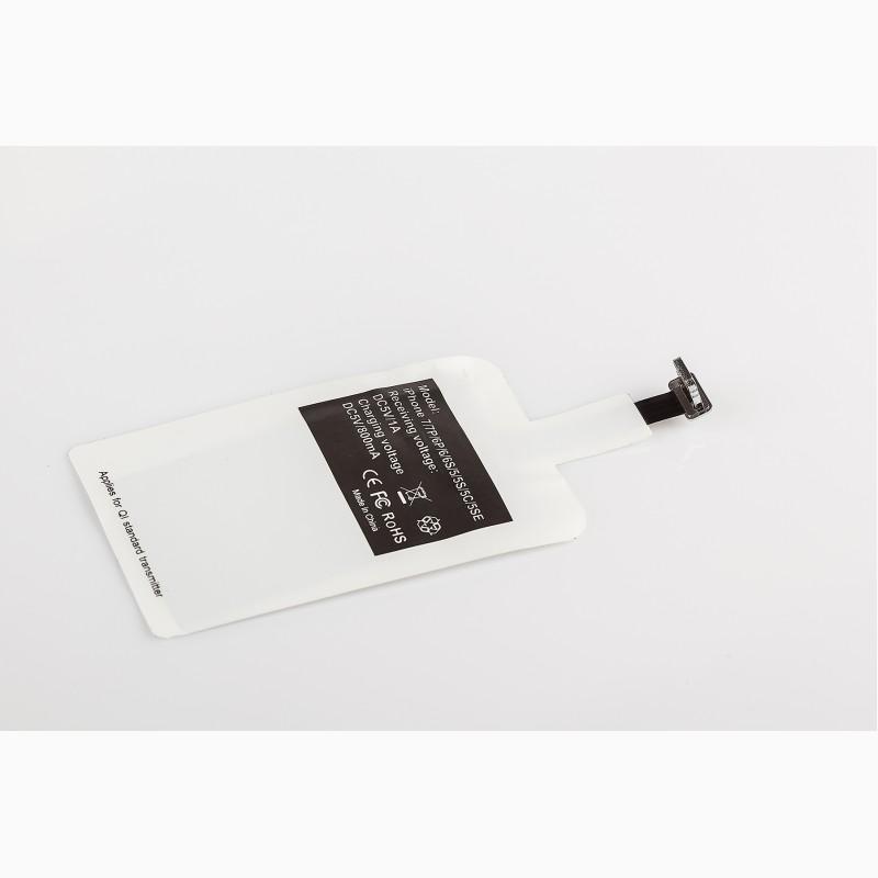 Фото 4. Новая Беспроводная зарядка для iPhone 5; 5c; 5s; 6; 7 Подарок