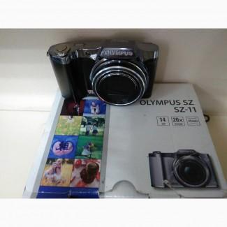 Купити дешево фотоаппарат Olympus SZ-11, ціна, фото, опис