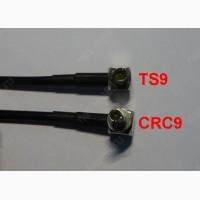 Антенный переходник pigtail TS9 CRC9 MS156 для модемов 3/4g и др