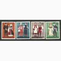 Продам марки Болгарии 12 шт