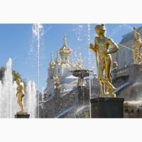 Производство художественный садово парковых фонтанов в Киеве