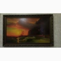 Продам копию картины Айвазовского, холст, масло.Харьков