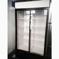 Внимание! Шкаф витрина холодильная из Европы. Под стеклом, двухдверный