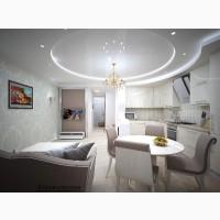 Ремонт на кухне, коридоре, комнате Киев