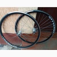 Вело колёса на двойном ободе 20, 24, 26, 28 дюймов на промподшипнике
