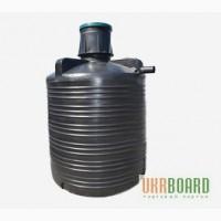 Септик для канализации, емкости для выгребной ямы