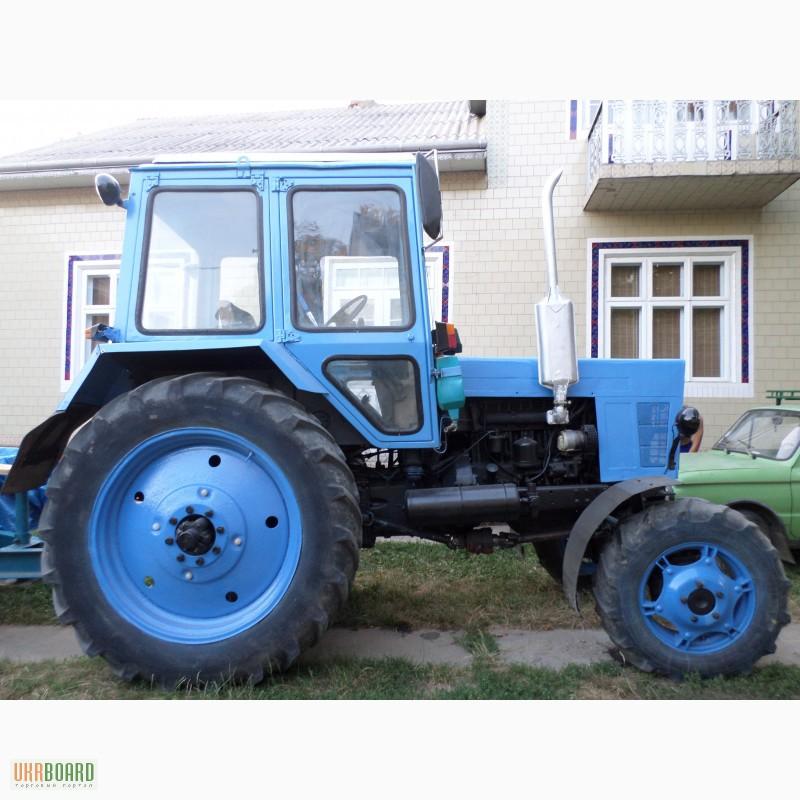 Продам трактор МТЗ 82 - МТЗ 82, 1993 - Тракторы и.